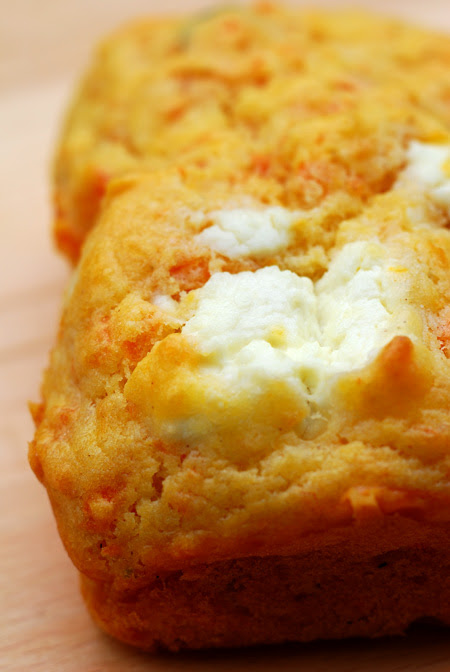 sweet potato and goat cheese bread© by Haalo