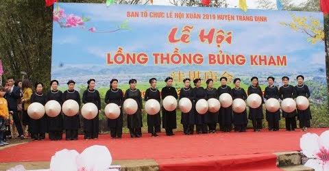 Tổng quan Lễ hội quê - Bủng Kham Tràng Định hàng nghìn tham dự đông đến nghẹt thở
