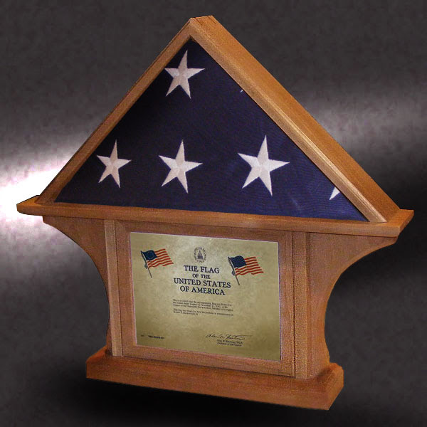 Memorial Flag Cases Gallery By Greg Seitz Woodworking