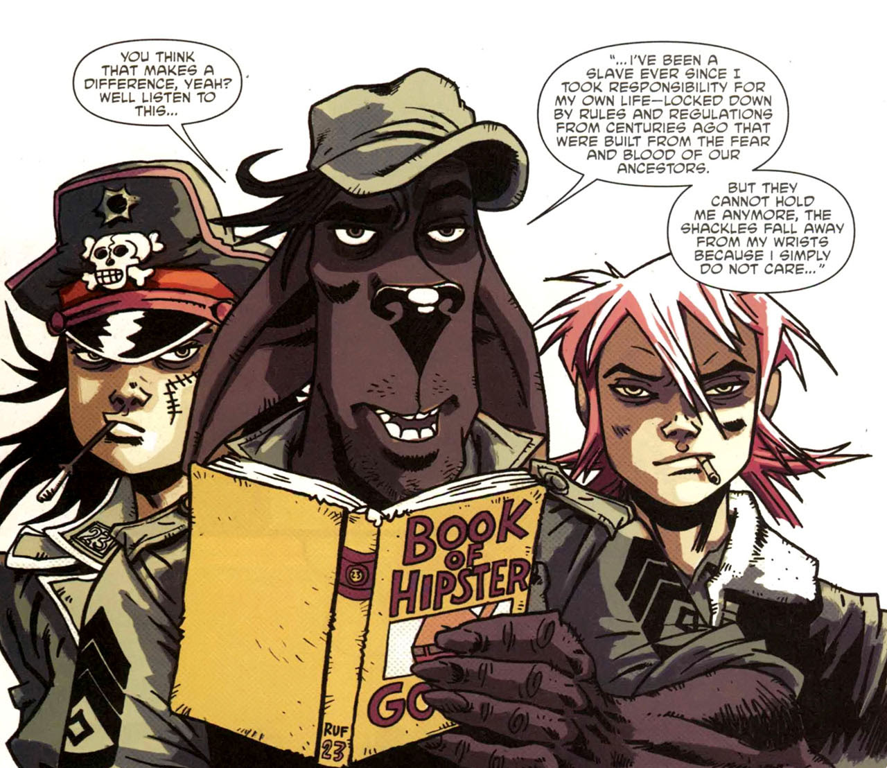 Index Of Files Images Bd Tank Girl The Gifting Visions Of Booga 219