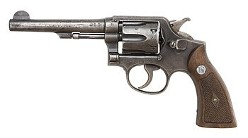 English: Smith & Wession M&P Victory model rev...