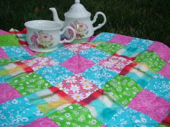 A Made-to-Order Doll/Table Topper Masterpiece Quilt
