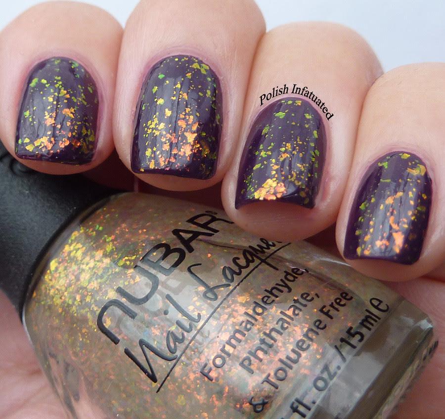 dark plum and flakies3