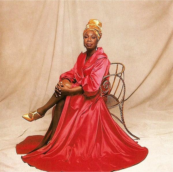 Nina Simone - A Single Woman - Inside photo 2