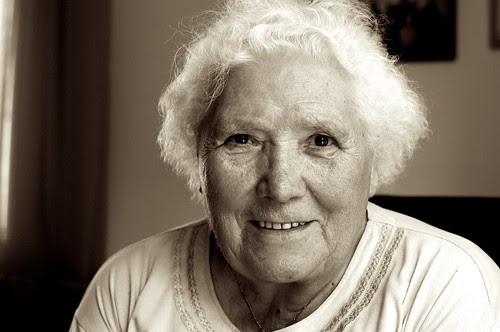 Oma wird 80
