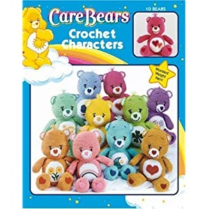Amigurumi Care Instructions : Crafty Geek: Crochet Project: Custom Care Bears