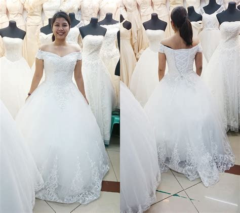 Wedding gown hunt: Divisoria   The Blahger