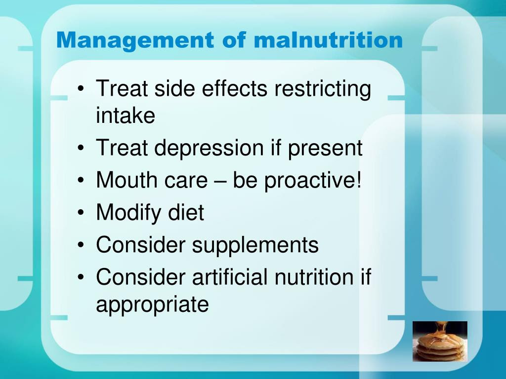 PPT  Nutritional Aspects of Cancer Care PowerPoint Presentation  ID:660108