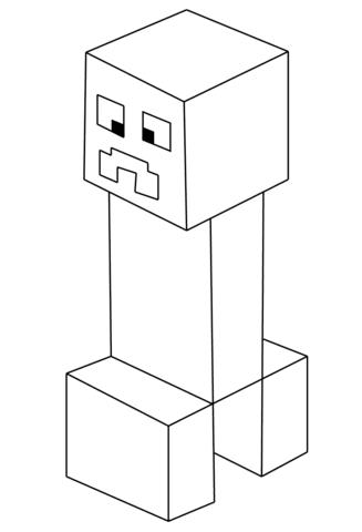Mewar11: Minecraft Kleurplaten Enderman