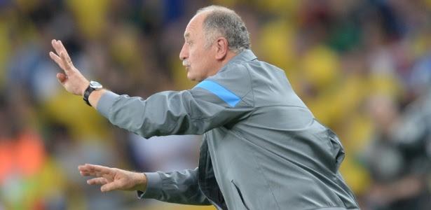 Campeão da Copa das Confederações, Felipão divulgou a lista de convocados nesta terça