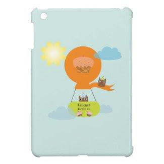 Owl & Hot Air Balloon {Mini iPad Case} Case For The iPad Mini