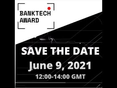 BANKTECH AWARD CATEGORIES 2021