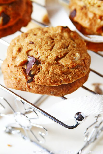 Peanut Butter Chocolate Chips Cookies
