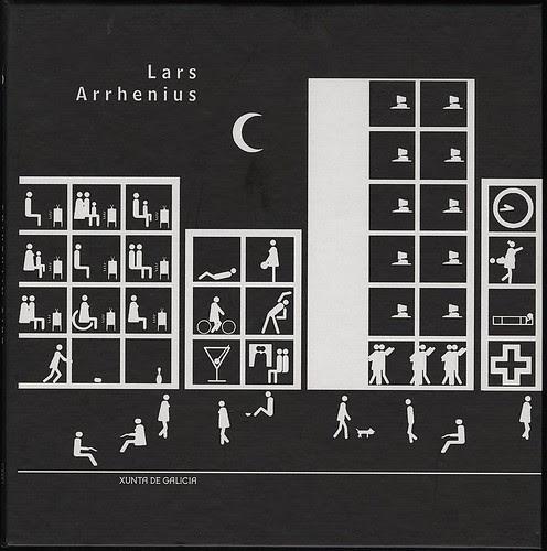 Compostela by Lars Arrhenius, 2004