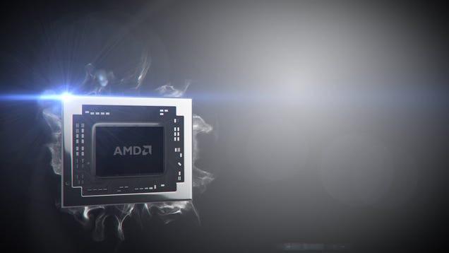 Los nuevos chips de AMD son los que probablemente quieras en tu portátil