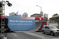 Oracle OpenWorld & JavaOne + Develop 2010, Howard Street