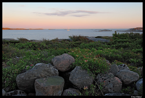 Archipelago evening