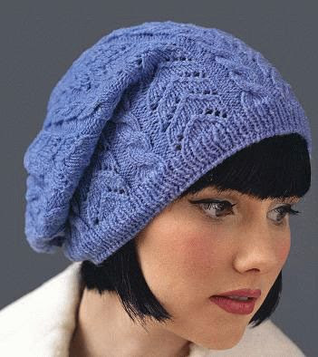 hat knitting pattrens free