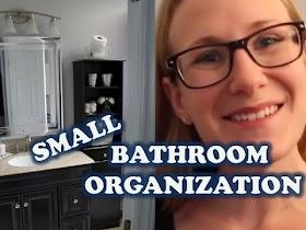 Small Bathroom Ideas Organization Pictures