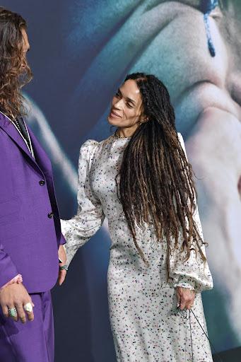 Avatar of Jason Momoa Giving Lisa Bonet Heart Eyes at the Joker Premiere Is Absolutely Adorable