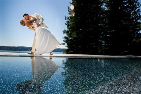 Picturesque Summer Wedding on Lake Coeur d'Alene