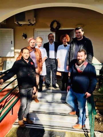 Θεσπρωτία: Πολιτιστικοί Σύλλογοι της Θεσπρωτίας επισκέφθηκαν το Γηροκομείο στην Ηγουμενίτσα