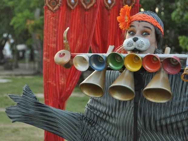 'Circo sem Fronteiras' fará turnê em seis municípios do interior de PE (Foto: Divulgação/Assessoria)