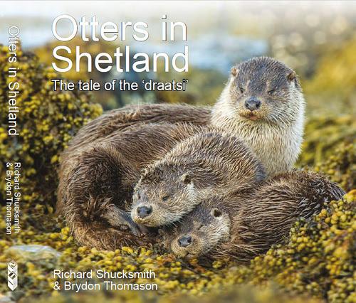 Otters in Shetland Book