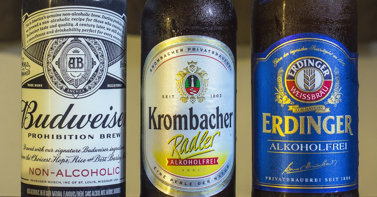 three non alcoholic beers worth checking out. Black Bedroom Furniture Sets. Home Design Ideas