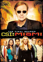 CSI: Miami - The Tenth and Final Season
