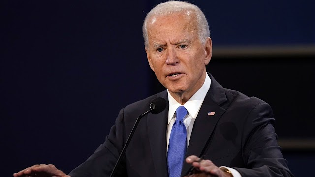 Biden says Russia is the biggest threat to America's security