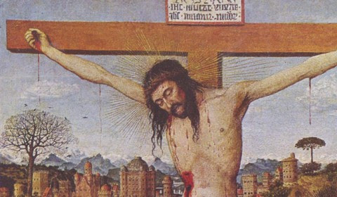 Crucifixion Van Eyck