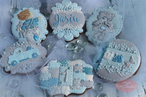Baby Boy's First Birthday Set   Cookie Connection
