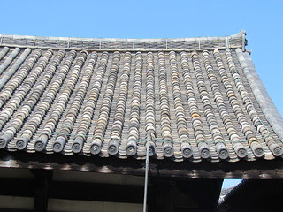 Gango-Ji - Original tiles