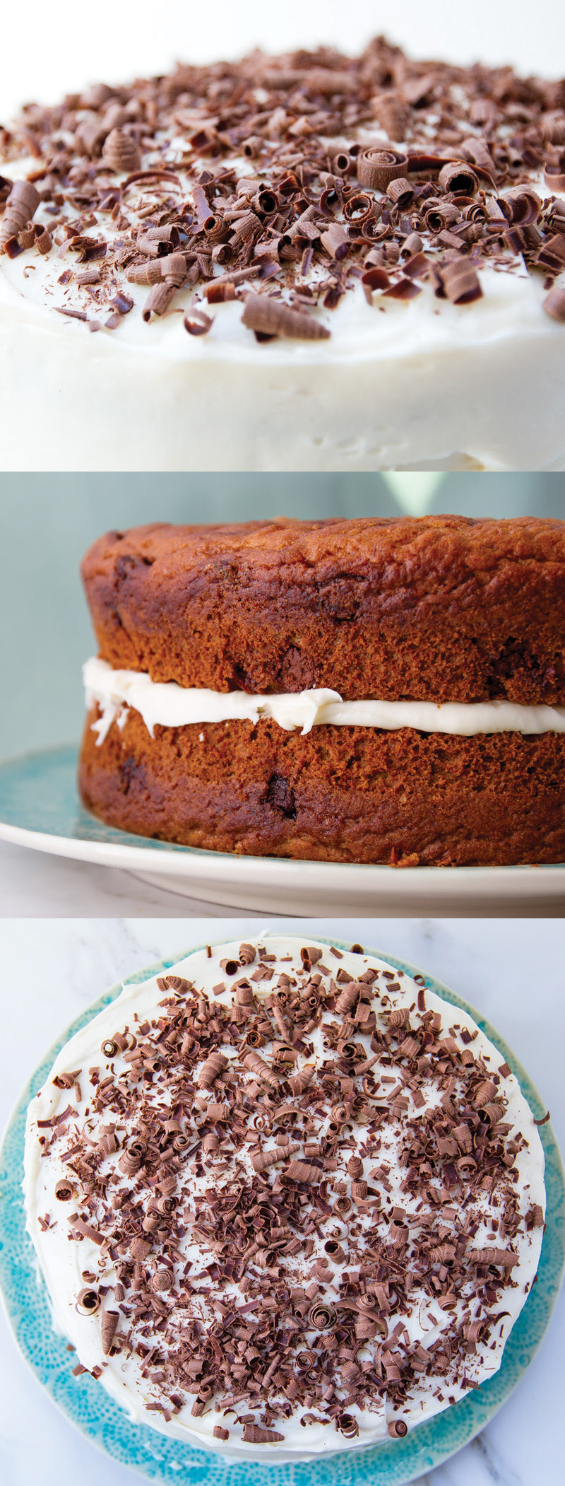 The Most Delicious Chocolate Chunk Pumpkin Cake Recipe