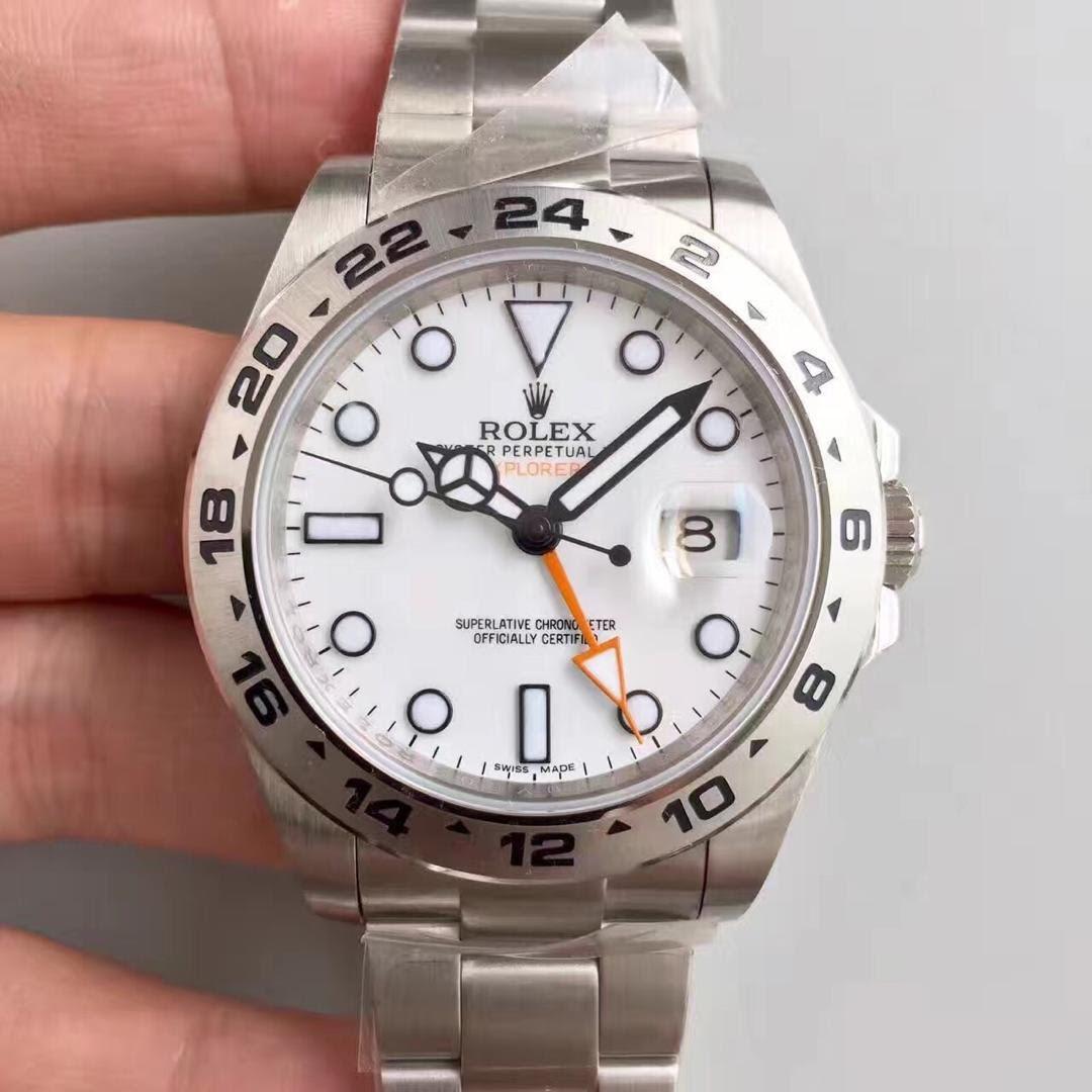 Rolex Explorer II 216570 Replica