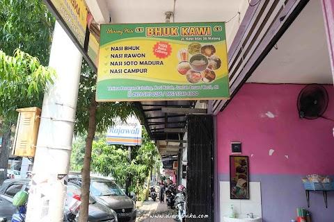 Nasi Bhuk Warung Sholawat, Malang
