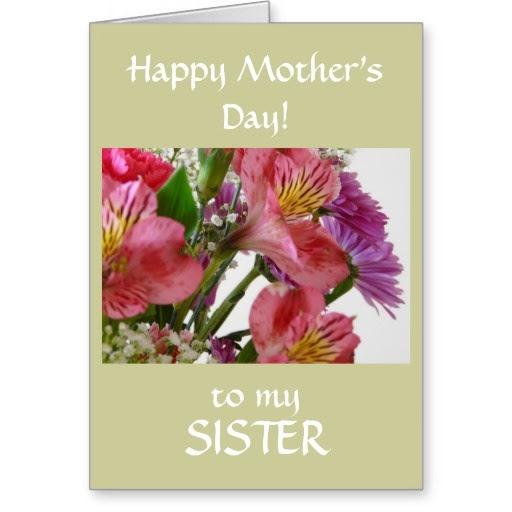Happy Mothers Day Sister Quote Quote Number 558507 Picture Quotes