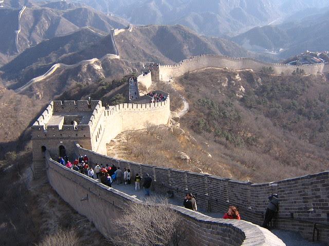 #Wisata Terkenal di Cina Selain Kota Terlarang