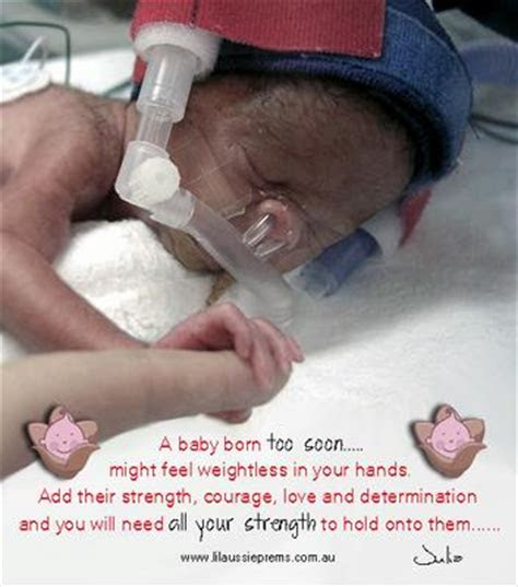 Inspirational Quotes Preemie Babies
