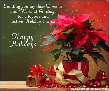 Sending You My Cheerful Wishes And Warmest Greetings For A ...