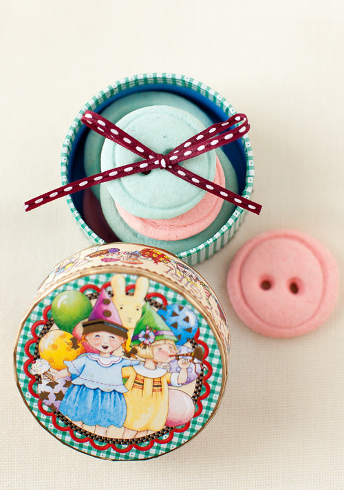 Button Cookies 7