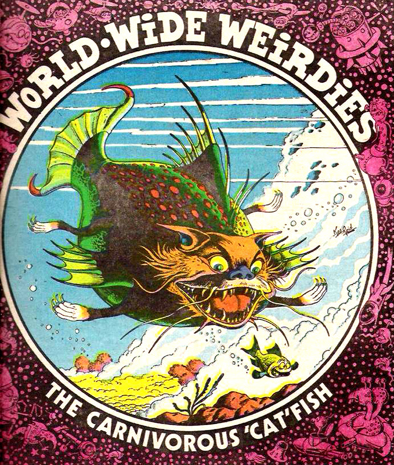 Ken Reid - World Wide Weirdies 120