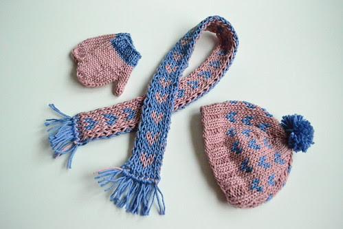 Pink Winter Gear