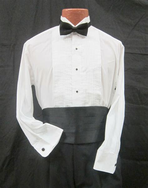 New Black Bow Tie and Cummerbund Set Adult Wedding Formal