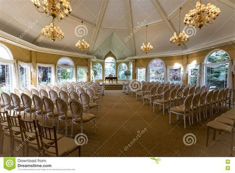 The Wedding Pavilion, Calgary Editorial Stock Photo