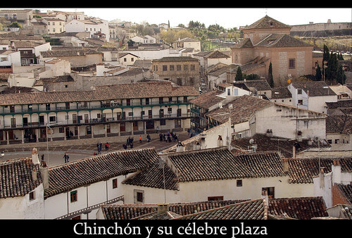 Chinchón. Madrid