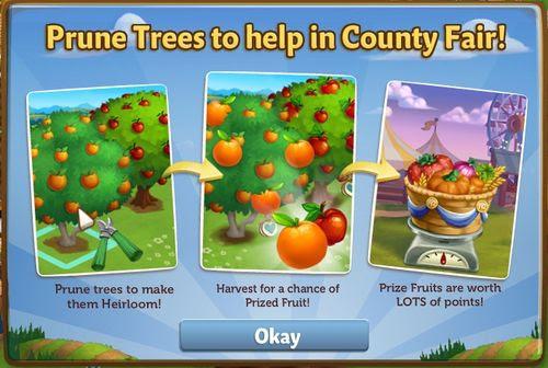 Trees - FarmVille 2