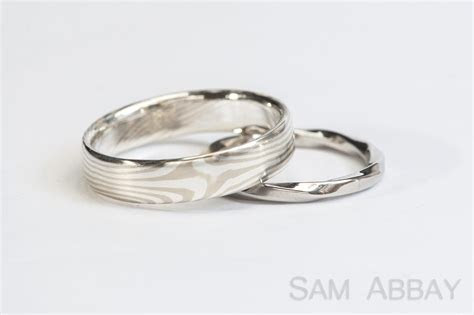 Mokume Gane ? New York Wedding Ring