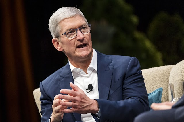 Leer el correo electrónico Tim Cook envió a los empleados de Apple acerca de George Floyd